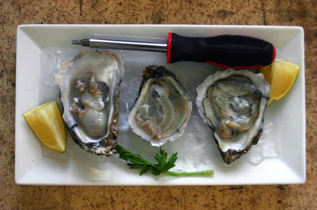 How To Do The Oyster