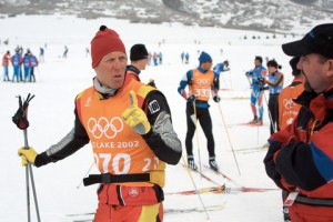 Johann Mühlegg Olympics Salt Lake City 2002