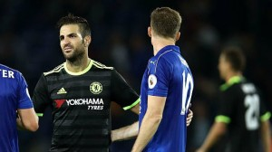 cesc-fabregas-of-chelsea-shakes-hands-with-daniel-drinkwater-of-city-picture-id609203628
