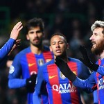 lionel-messi-of-barcelona-celebrates-scoring-his-sides-second-goal-picture-id625343334