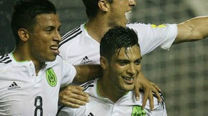 raul-jimenez-of-mexico-celebrates-with-teammates-after-scoring-the-picture-id598842404